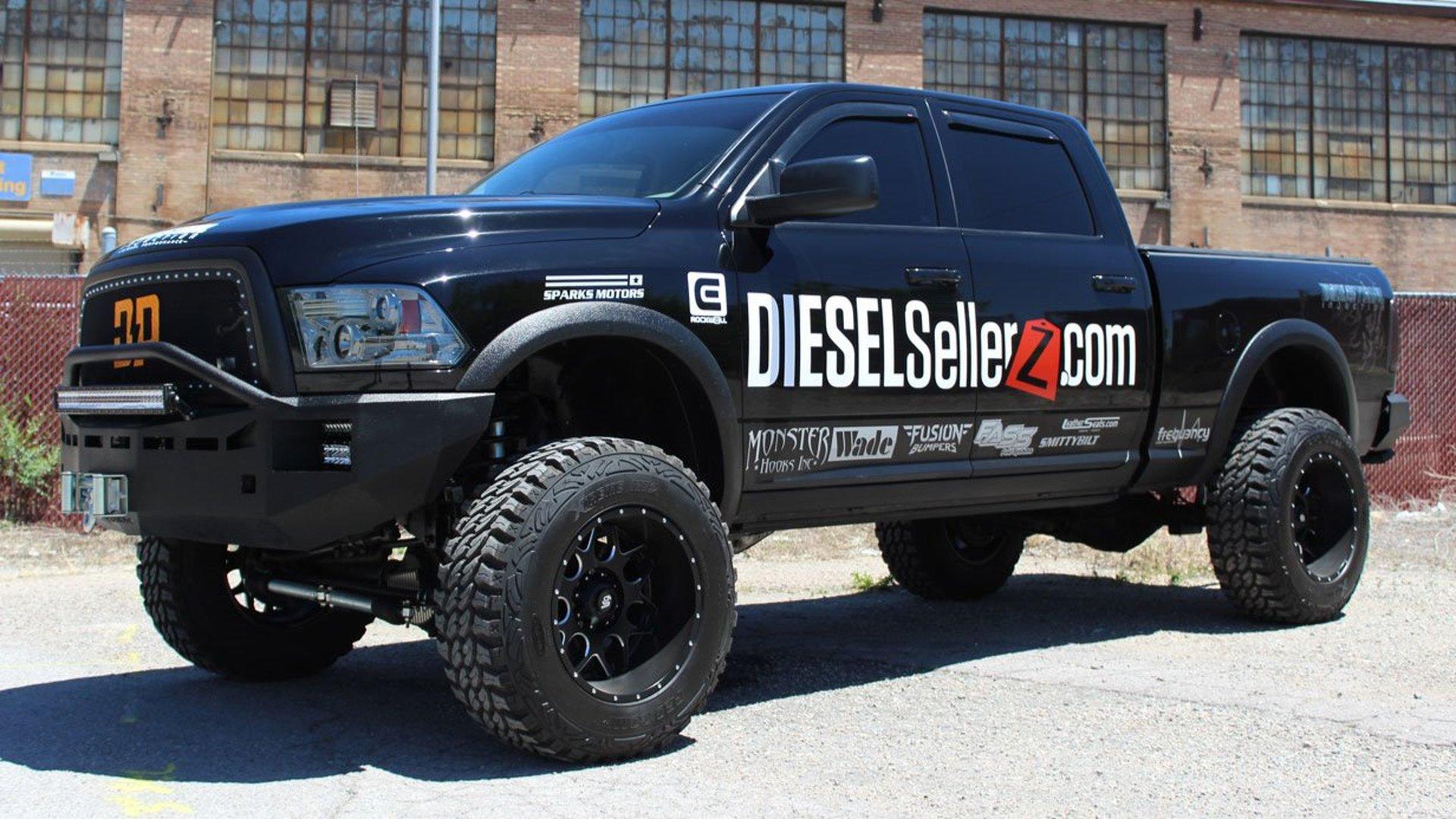 Diesel Brothers Website