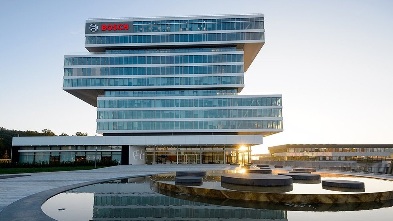 Bosch research campus