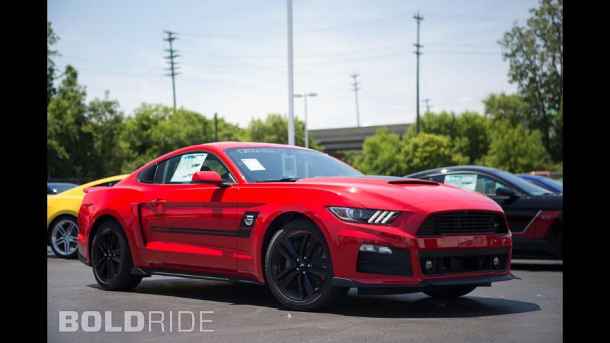 Roush Ford Mustang Warrior