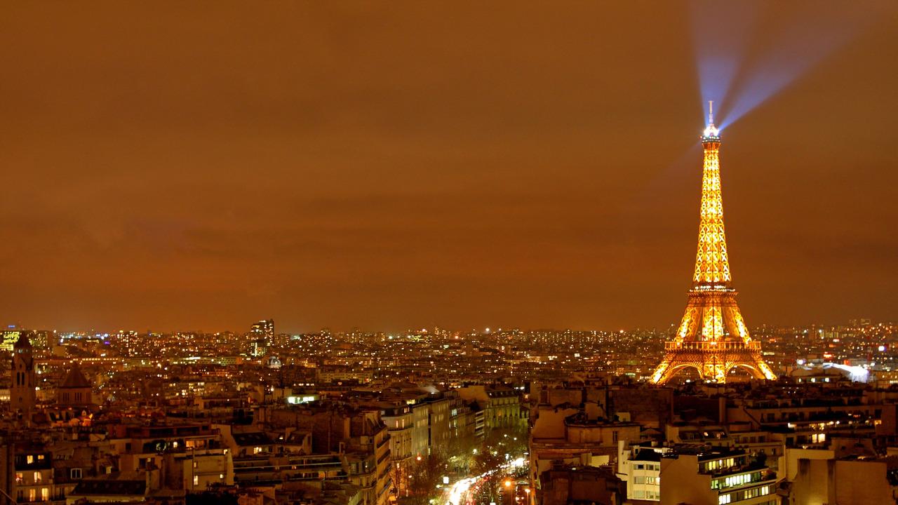 Paris Motor Show - Slider
