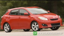 Toyota Matrix 2009 - Versão hatch do novo Corolla é apresentado nos E.U.A