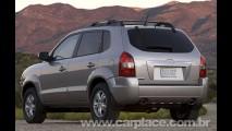 Hyundai fabricará o Tucson somente no Brasil - SUV será exportado para Coréia