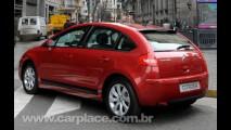 Salão do Automóvel 2008 - Novo Citroën C4 hatch 1.6 Flex chega em março 2009