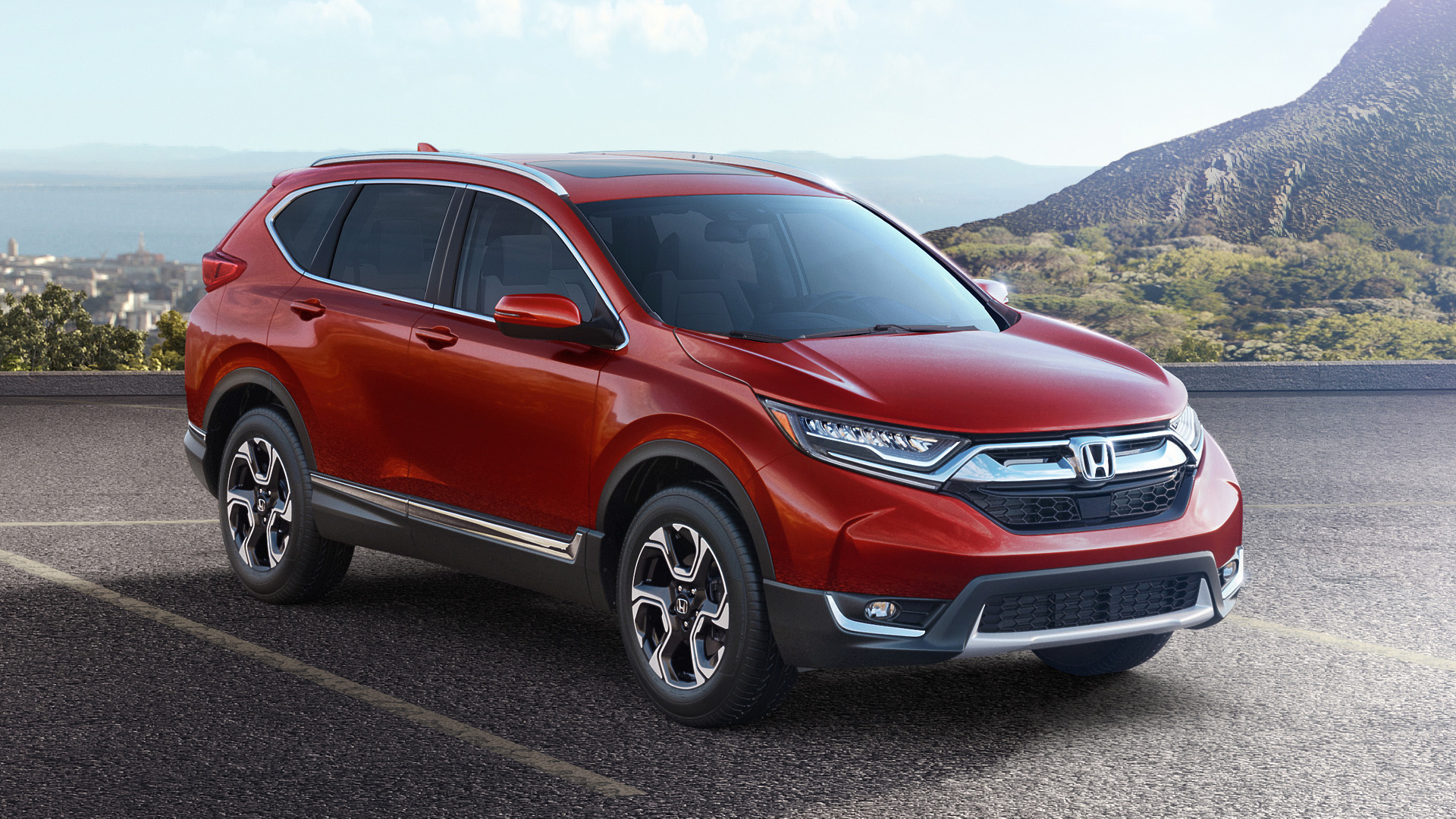 Honda cr v news and reviews for Honda crv competitors
