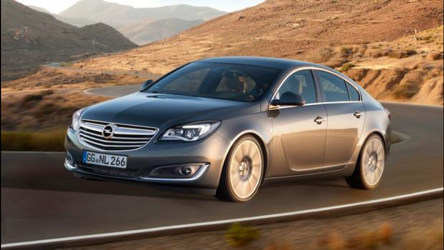 Opel Insignia restyling