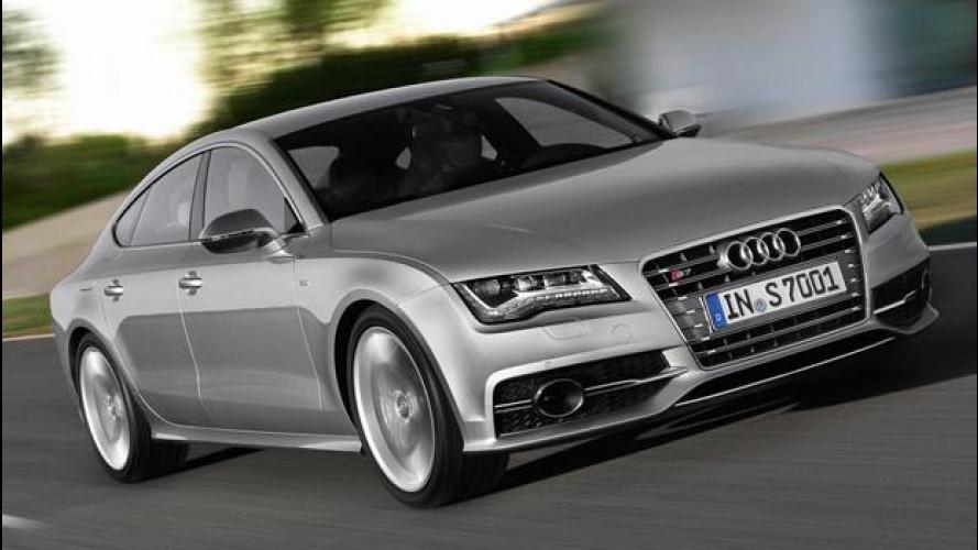 Audi S7 Sportback: i prezzi