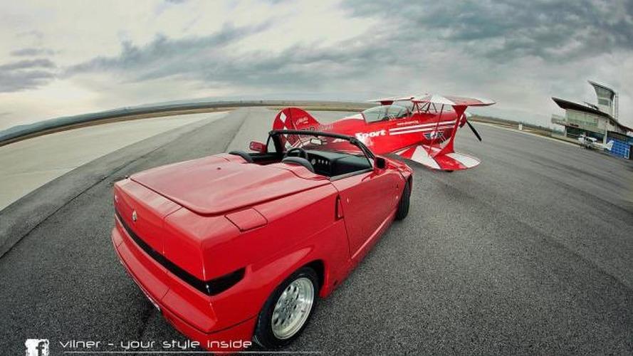 Alfa Romeo RZ fully restored by Vilner