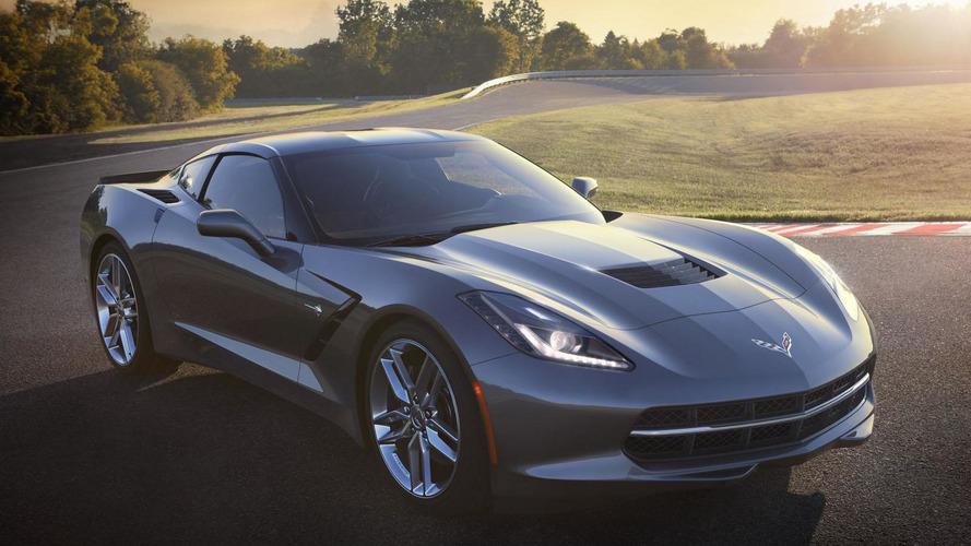 First Chevrolet Corvette Stingray sold at Barrett-Jackson for 1.1M USD [video]