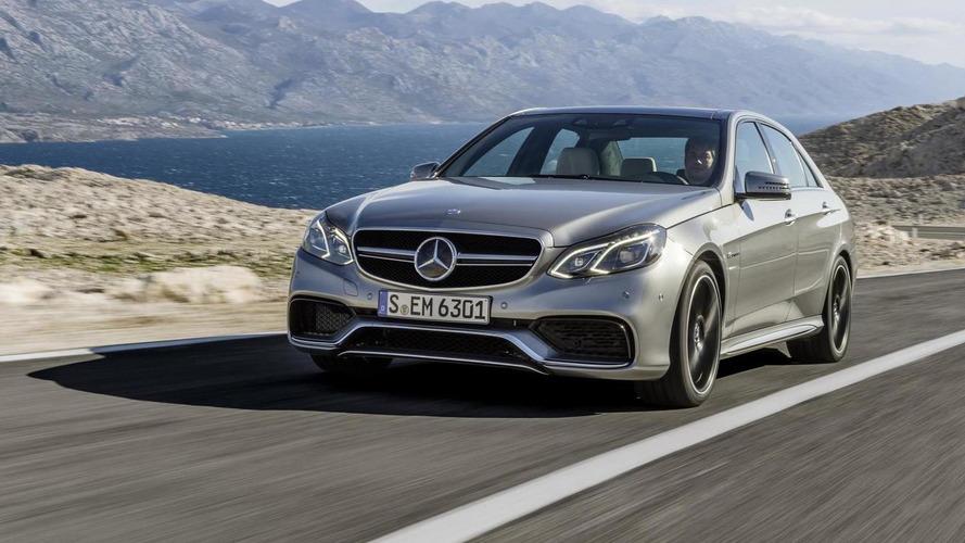 Mercedes E63 AMG Black Series under development - report