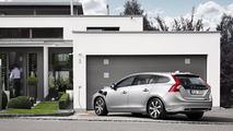 Volvo V60 Plig-In Hybrid 13.12.2011