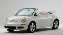 Volkswagen Beetle Triple White
