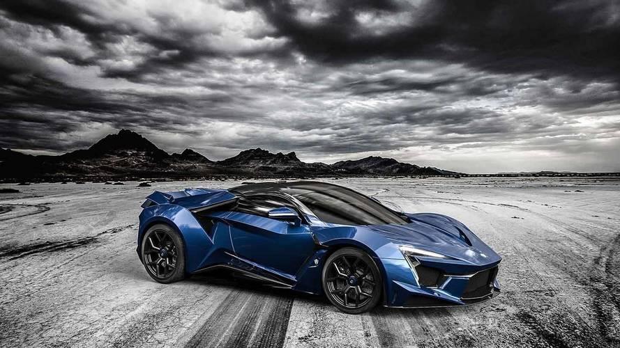 25 példányban készül a 900 lóerős Fenyr SuperSport