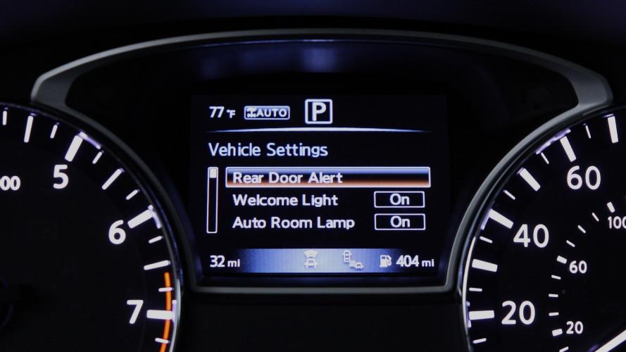 Nissan lancia negli USA l'allarme anti-abbandono [VIDEO]
