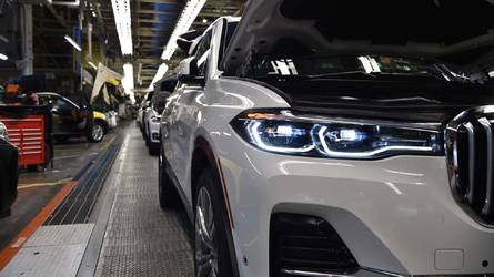 BMW X7 To Debut In Production Guise In November