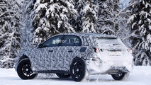 2020 Mercedes GLA new spy photo