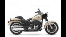 Harley oferece condição especial para a linha Softail até o fim do mês