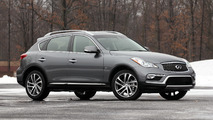 2017 Infiniti QX50: Review