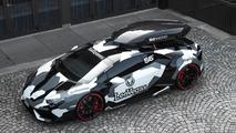 La Lamborghini Huracan de Jon Olsson