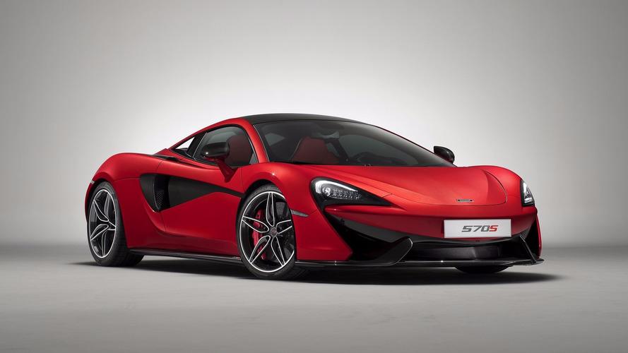 McLaren tasarımcılarının en iyi 570S yorumları