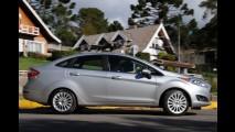 Ford já vende New Fiesta Sedan com GPS e teto-solar por R$ 69.790