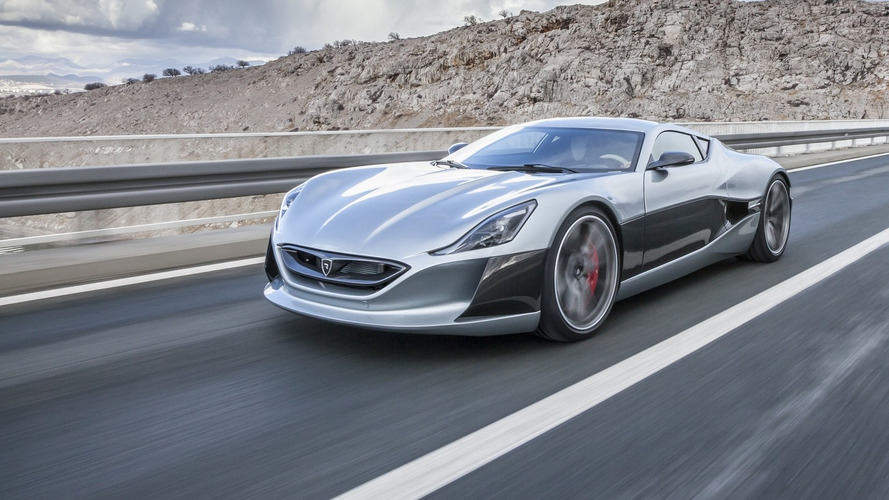 Rimac Concept_One successor to be even more powerful