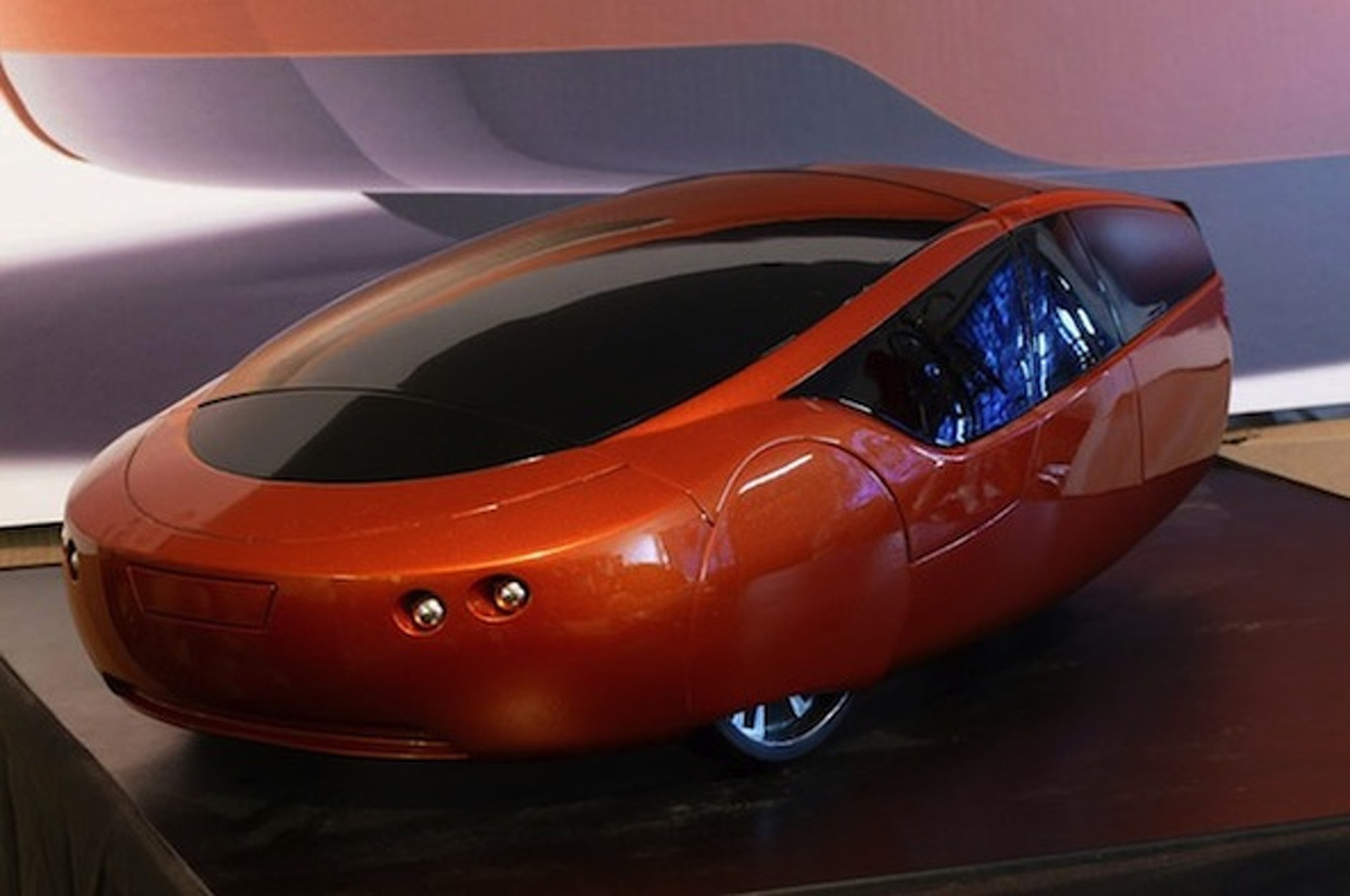 3D-Printed Urbee City Car is Efficient, Light and Nearing Production