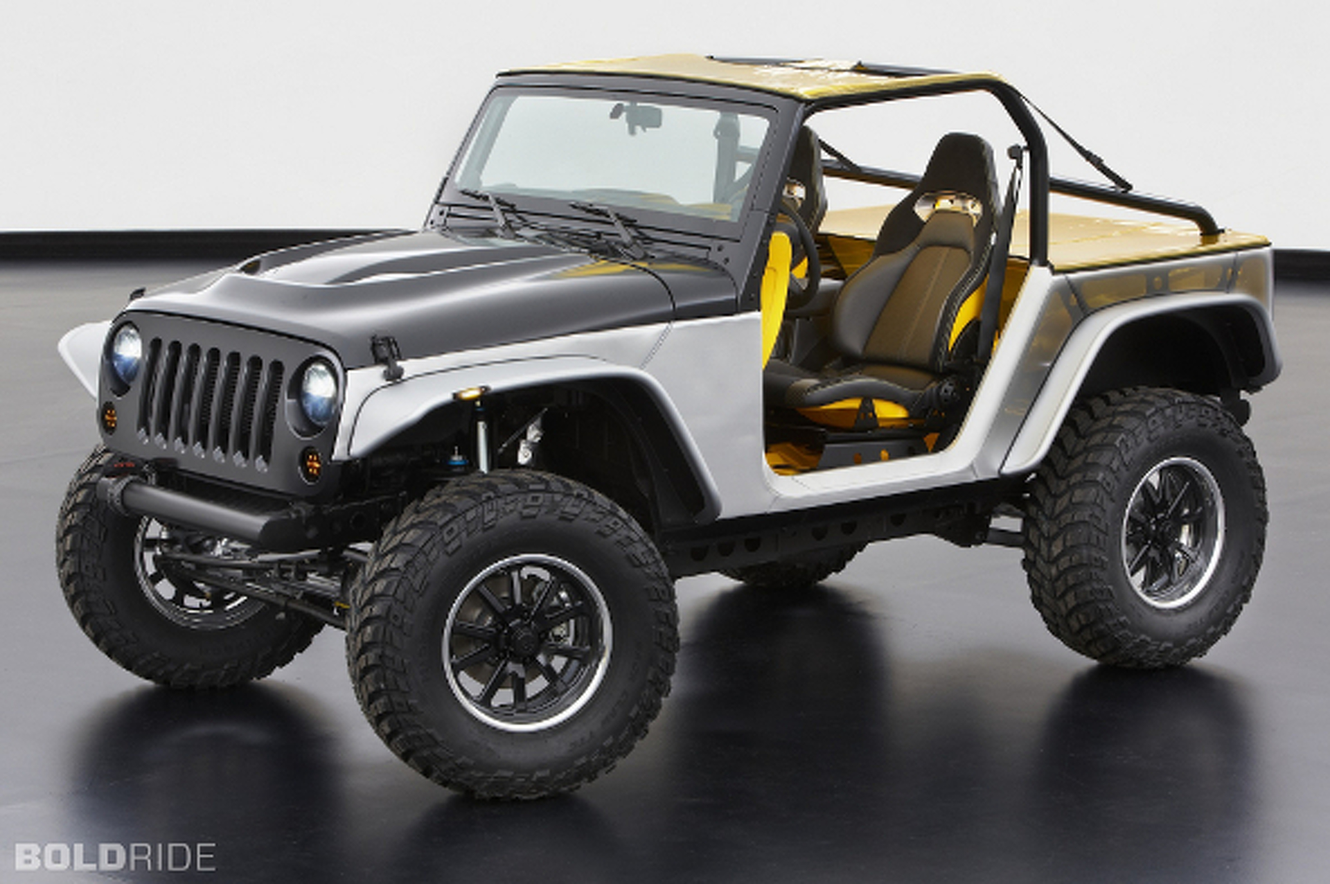 Next Jeep Wrangler Hinted In Want Ads?