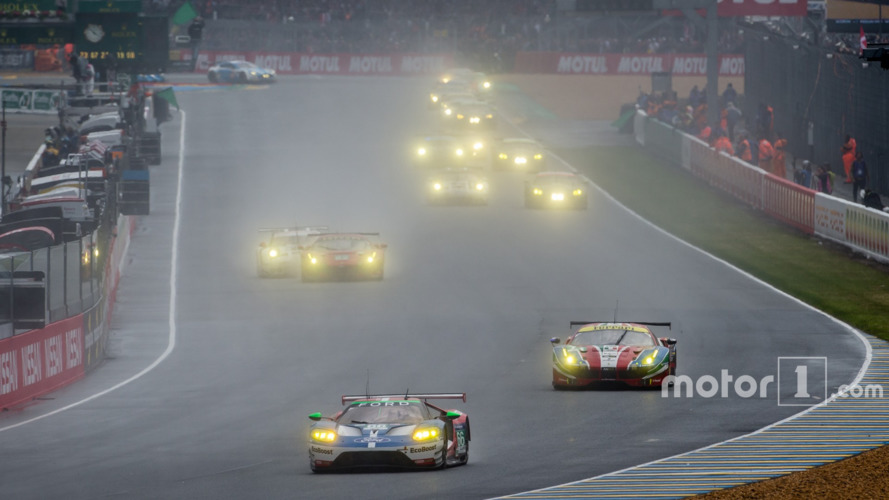 No BoP penalties for Ford or Ferrari despite Le Mans dominance