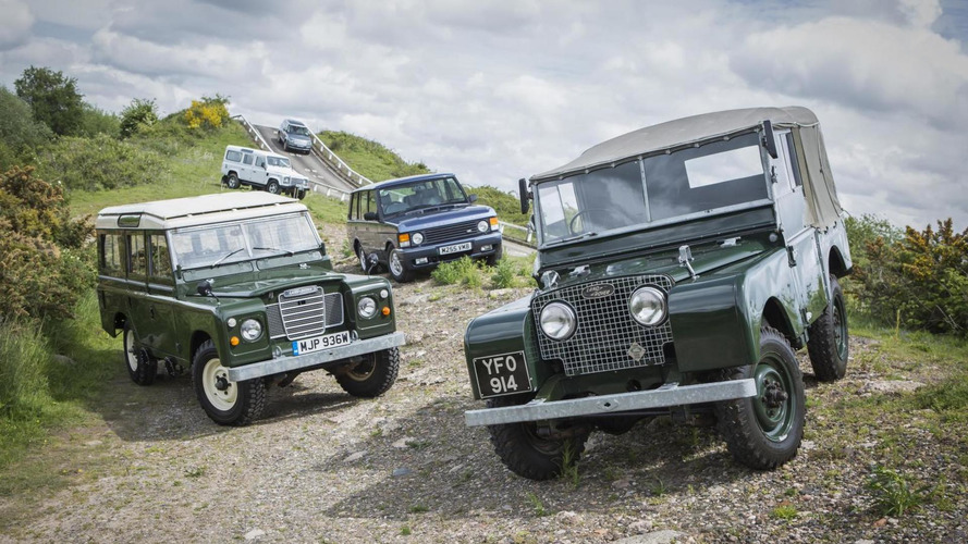 Land Rover Heritage Driving Experience launched in the UK
