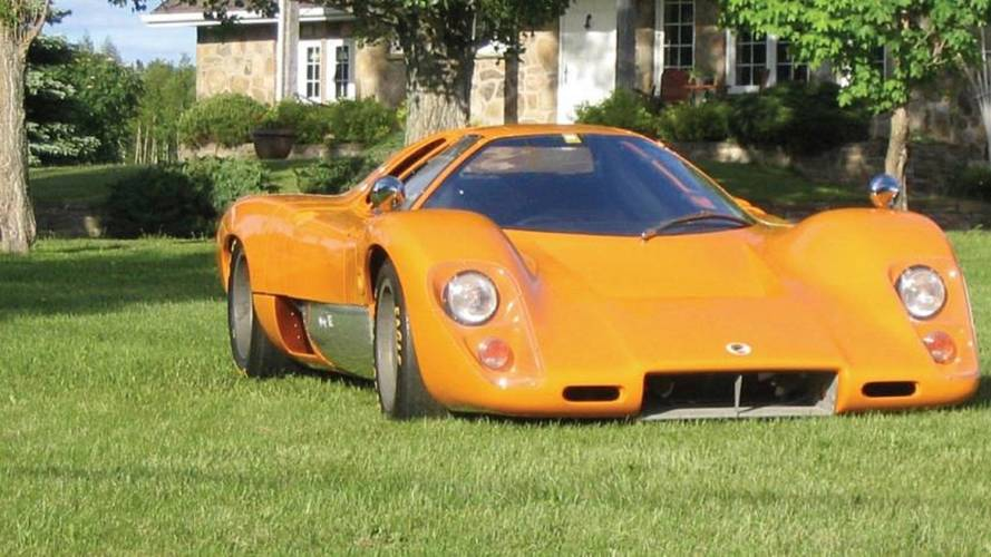 Bruce McLaren And His Road Car Dream –The M6GT