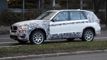 2014 BMW X5 spy photo 19.12.2012 / Automedia