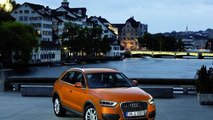 2012 Audi Q3  08.10.2013