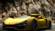 """Trion Nemesis is a 2,000+ bhp American supercar with """"Predator Mode"""""""