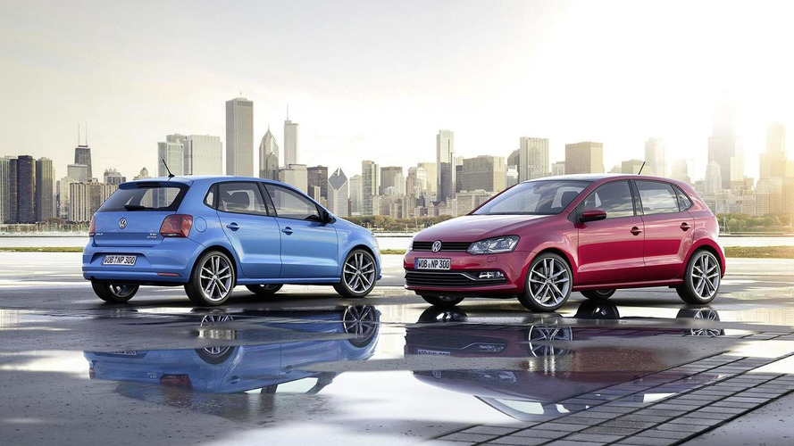2014 Volkswagen Polo facelift revealed with new and updated three-cylinder engines