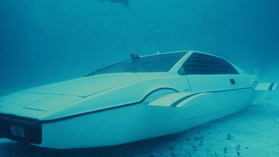 Elon Musk buys 007 Lotus Esprit submarine, will be transformed into a Tesla-electrified submersible