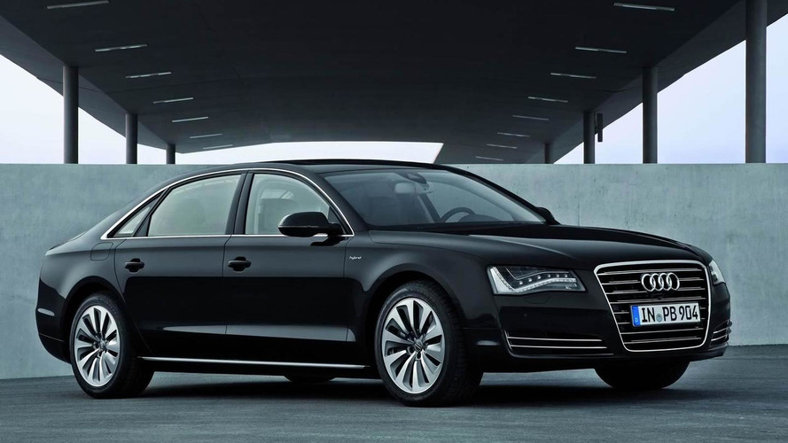 Next-gen Audi A8 to get RWD and 'aluminum hybrid' body - report