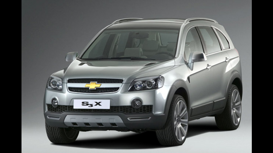Aus Daewoo wird Chevrolet: GM-Marke wird amerikanisiert