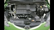 Mazda 2 als Dreitürer