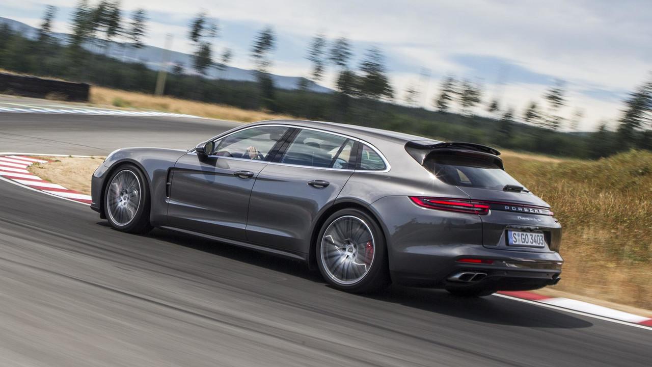2019 Porsche Cayenne Design, Price >> 2018 Porsche Panamera Sport Turismo First Drive: What's Not To Love?