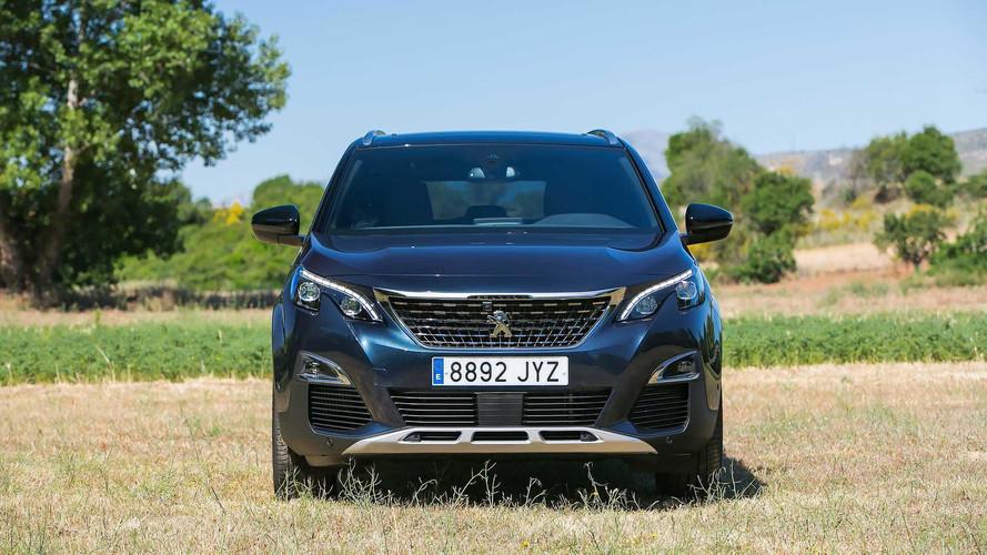 Prueba gama SUV Peugeot, supergalería de fotos