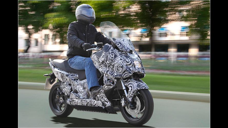 E-Scooter: BMW stellt Studie eines Elektrorollers vor
