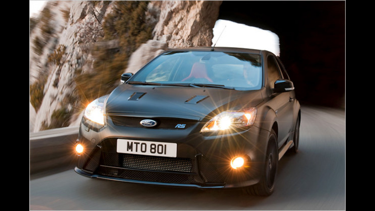 RS500: Über-Ford