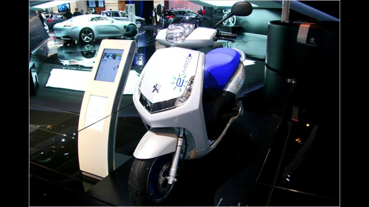 Peugeot e-Vivacity