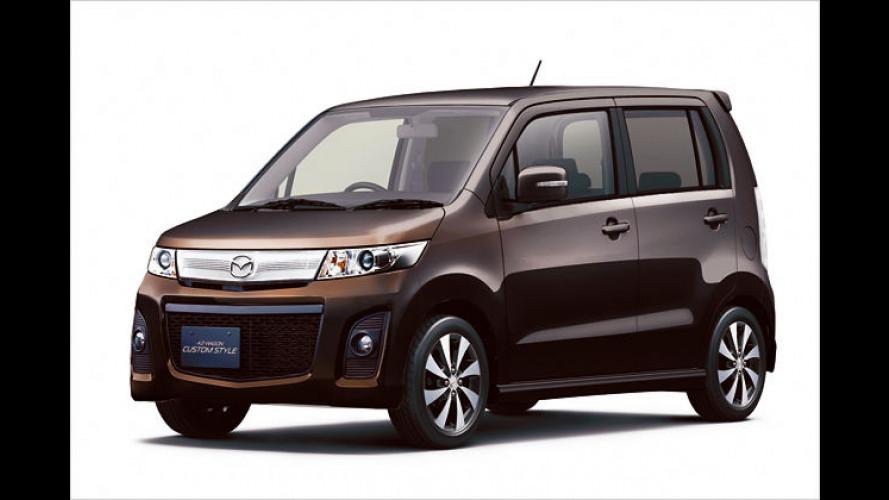 Mazda AZ Wagon: Japanischer Mikrovan wird neu aufgelegt