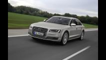 Audi A8: prezzo da euro 83.700 euro