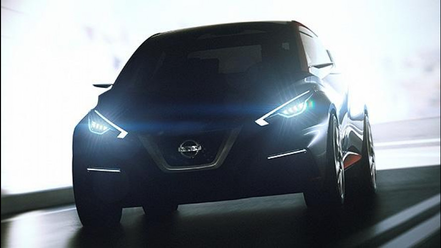 Nissan Sway, idee per la nuova Micra
