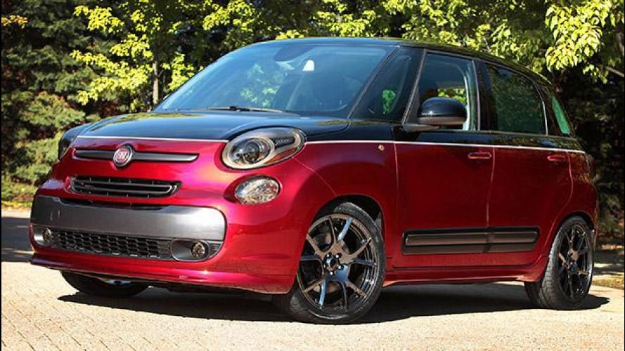 Fiat e Mopar insieme per il SEMA 2014