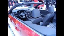 Volkswagen Golf GTI Cabriolet al Salone di Ginevra 2012