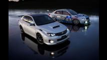Subaru WRX STi S206
