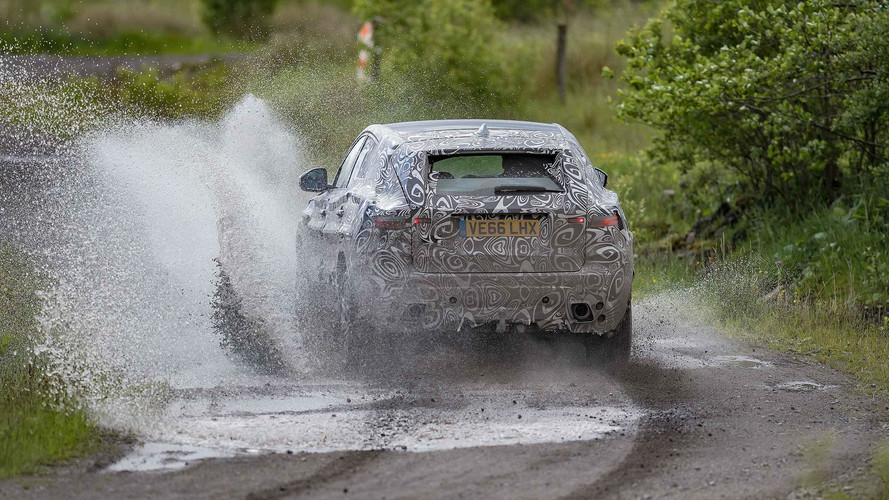 Jaguar destruiu 150 protótipos — E-Pace